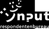 Logo Input Respondentenbureau - wit